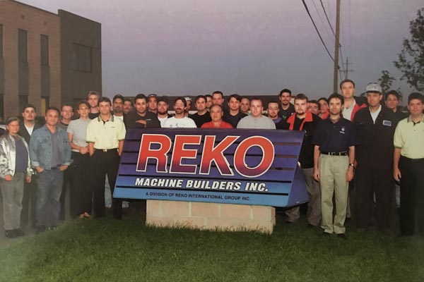 Reko Automation born